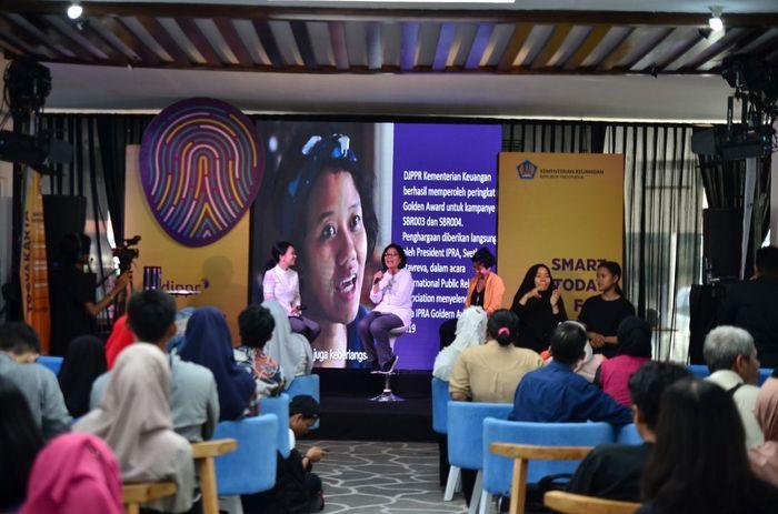 Foto: Direktorat Jenderal Pengelolaan Pembiayaan dan Risiko (DJPPR) Kementerian Keuangan