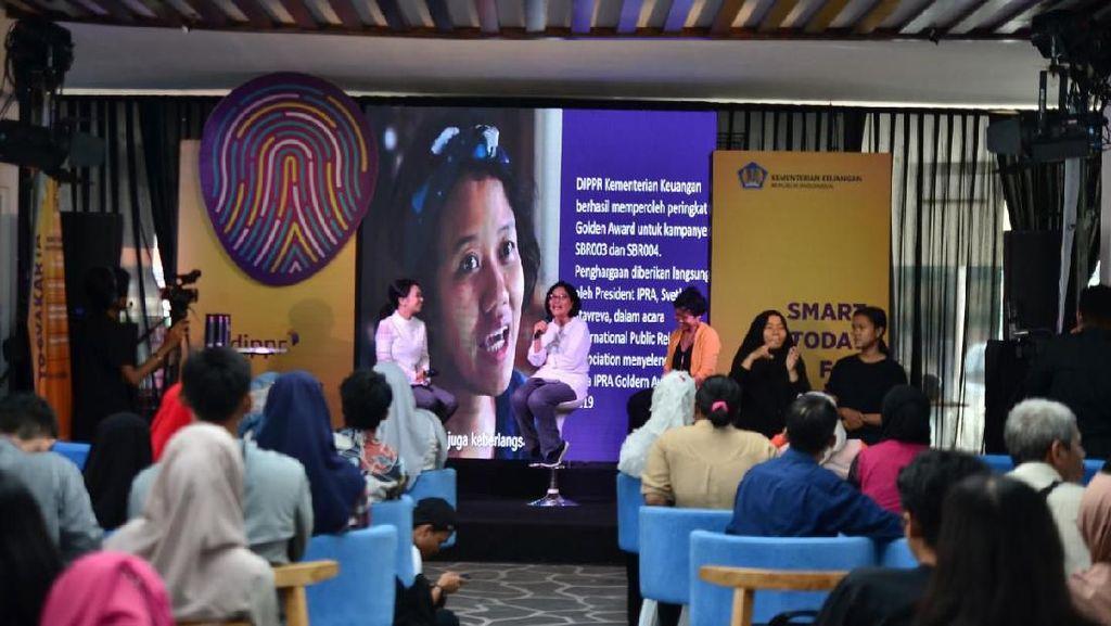 Lewat InFest 2019, Generasi Muda Tak Tabu Lagi Bicara Investasi