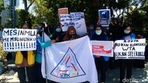 Mahasiswa Tolak Event World Tobacco Asia yang Digelar di Surabaya