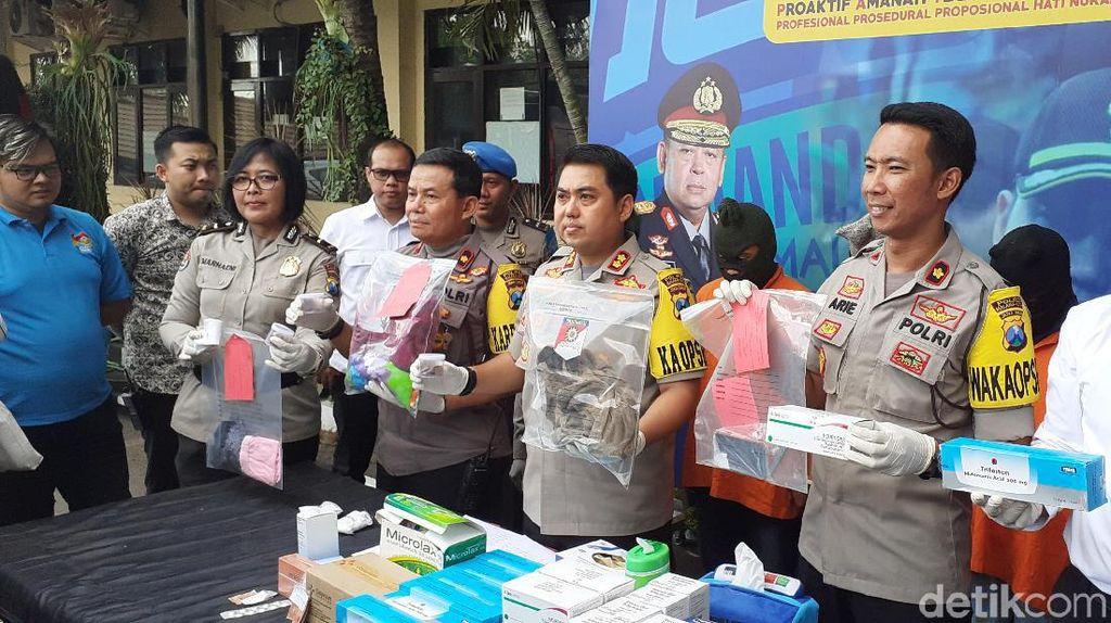 Sindikat Aborsi Libatkan Mahasiswa di Kota Malang Dibongkar Polisi