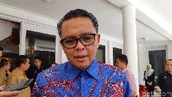 Gubernur Sulsel Ajukan Pimpinan DPRD Definitif ke Kemendagri