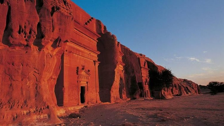 Madain Saleh (unesco)