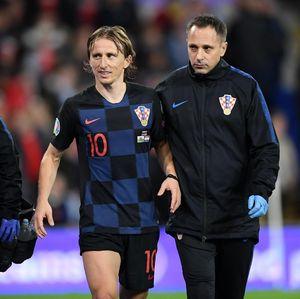 Kabar Buruk untuk Real Madrid: Modric dan Bale Cedera di Kualifikasi Piala Eropa
