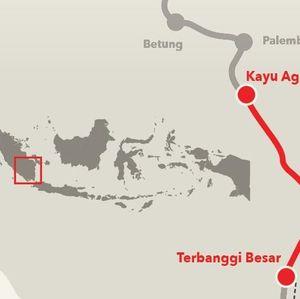Siap Pecahkan Rekor MURI, Ini Fakta Tol Trans Sumatera Ruas Terpeka