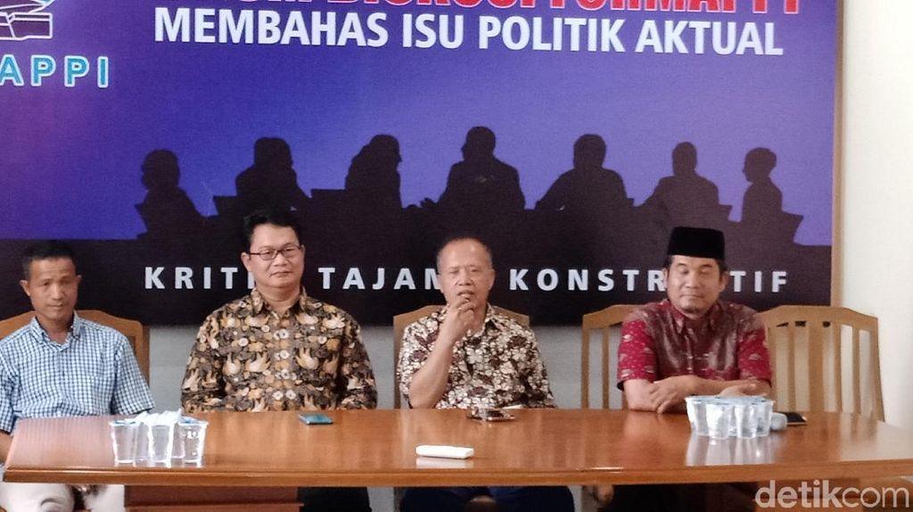 Kinerja DPR Dikhawatirkan Seperti Era Orde Baru karena Oposisi Sedikit