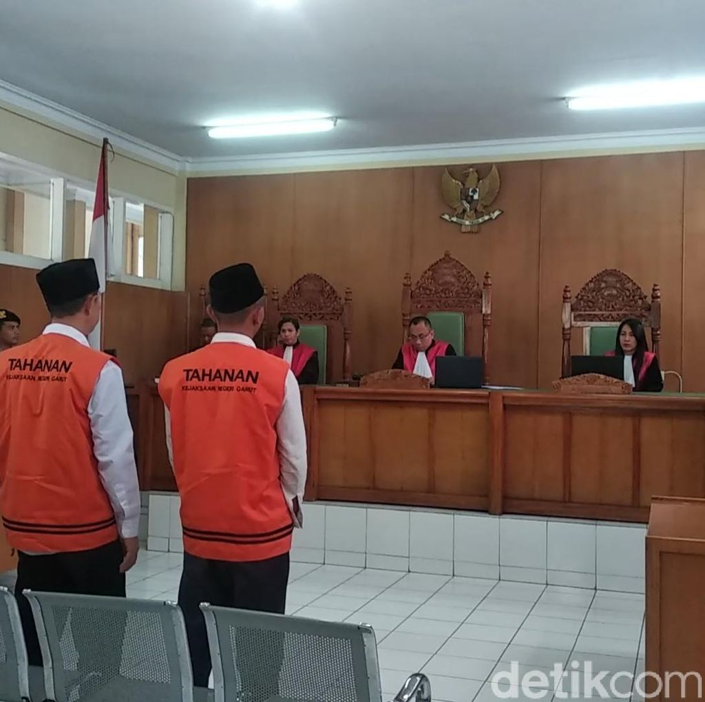 Divonis Mati, Dua Pembunuh Sopir Taksi Online di Garut Banding