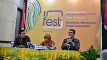 Kemenkeu Bahas Akuntabilitas Penerimaan Hibah di InFest 2019