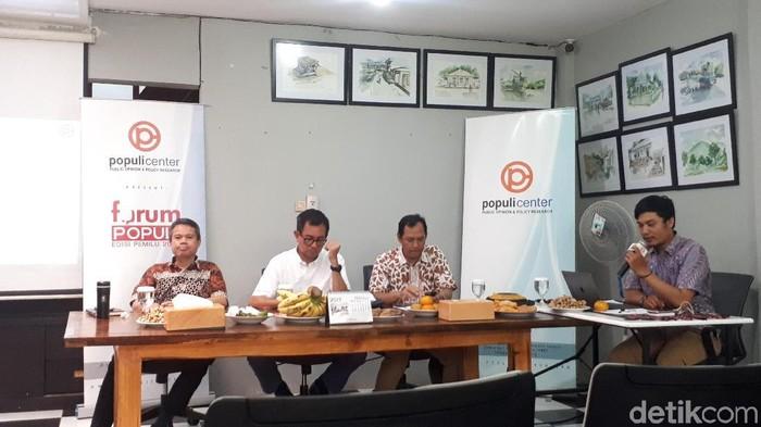 Populi Center (Foto: Dwi Andayani/detikcom)