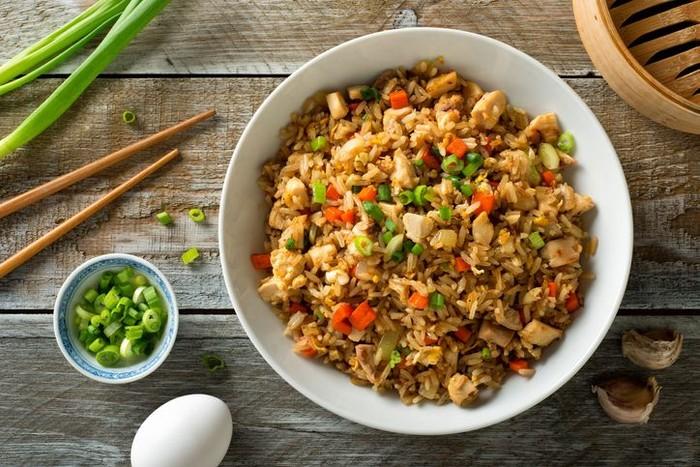 Resep nasi goreng spesial. Foto: iStock