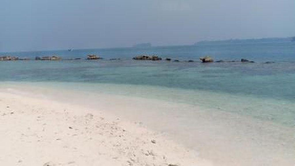Pulau Bulat, Bekas Tempat Liburan Keluarga Cendana