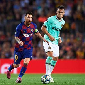 Barcelona Bakal Tebus Klausul Penjualan Lautaro Martinez?