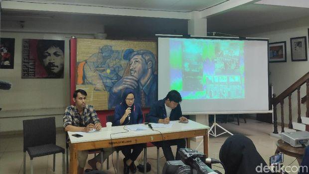 KontraS memaparkan investigasi tewasnya mahasiswa Universitas Halu Oleo
