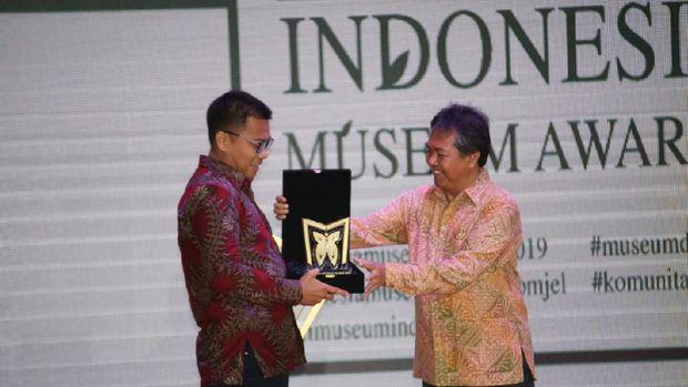 detikcom Rebut Indonesia Museum Awards 2019