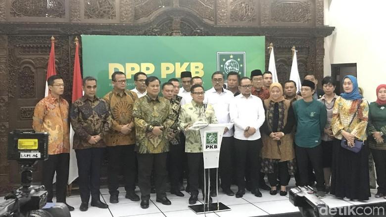 Prabowo: PKB Penyejuk, Punya Peran Penting di Republik Ini