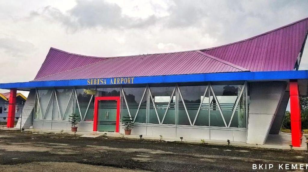 Percantik Bandara Sibisa, Kemenhub Siapkan Rp 70 Miliar