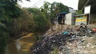 Sampah Numpuk di Bawah Flyover Cibinong, DLH Minta RT/RW Tanggung Jawab