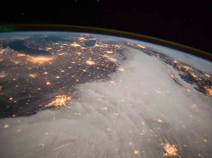 Foto Bumi Bulat