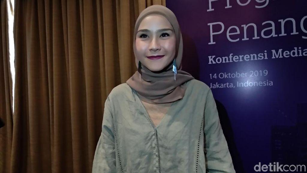 Anak-anaknya Idap Asma, Zaskia Adya Mecca Andalkan Nebulizer