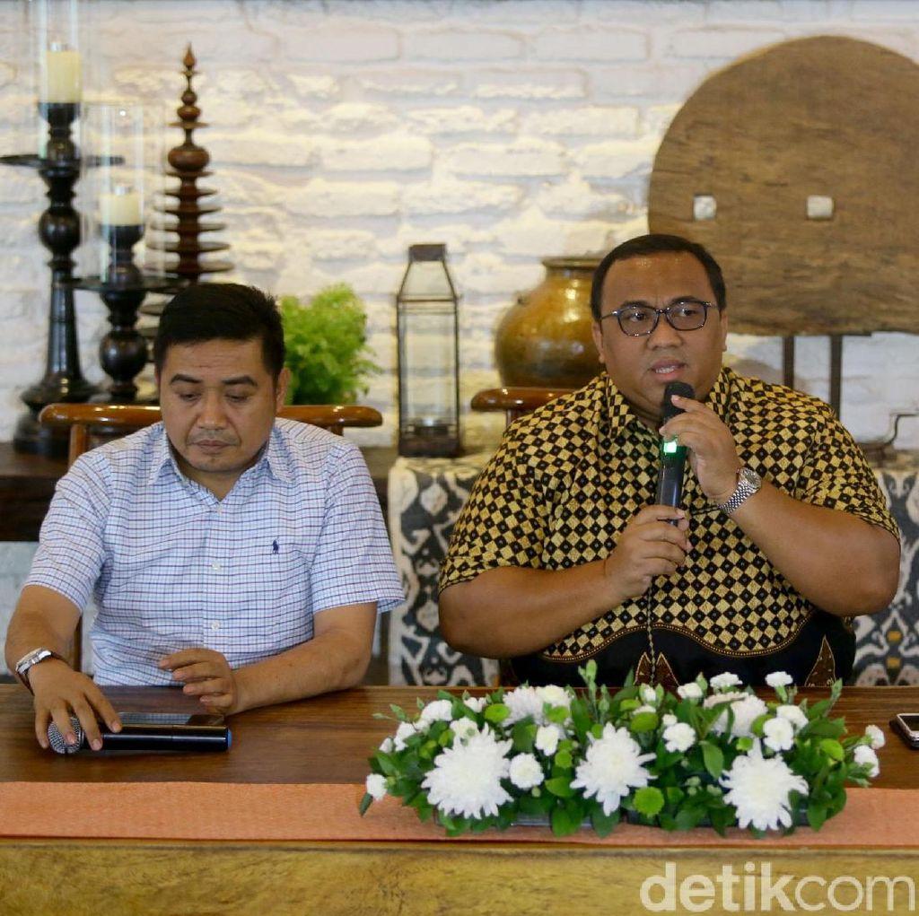 Perkembangan Syukuran Inagurasi Presiden dan Wakil Presiden