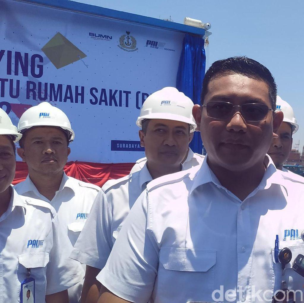 Indonesia Masih Butuh Tiga Kapal Rumah Sakit Lagi