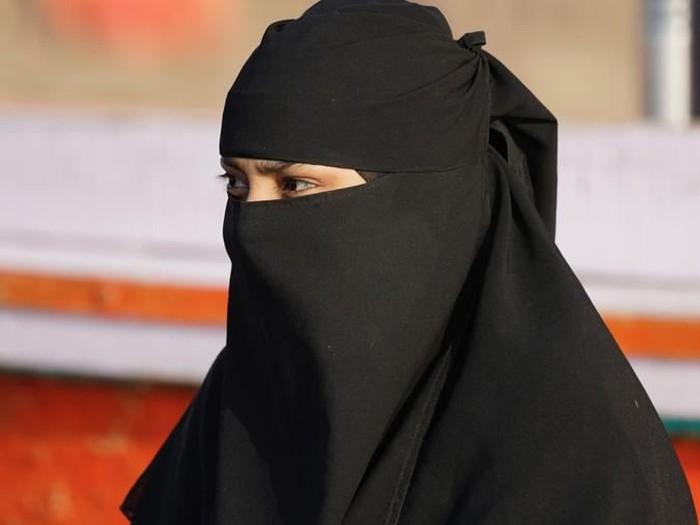 Ilustrasi cross hijaber Foto: iStock