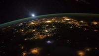 Sore Ini Bumi LDR sama Matahari Loh!