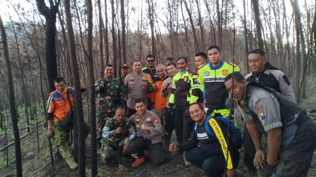 Tim Gabungan Cegah Karhutla Gunung Arjuno Melebar ke Wilayah Malang