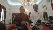 Jokowi Akui Bahas Koalisi dengan Zulkifli Hasan