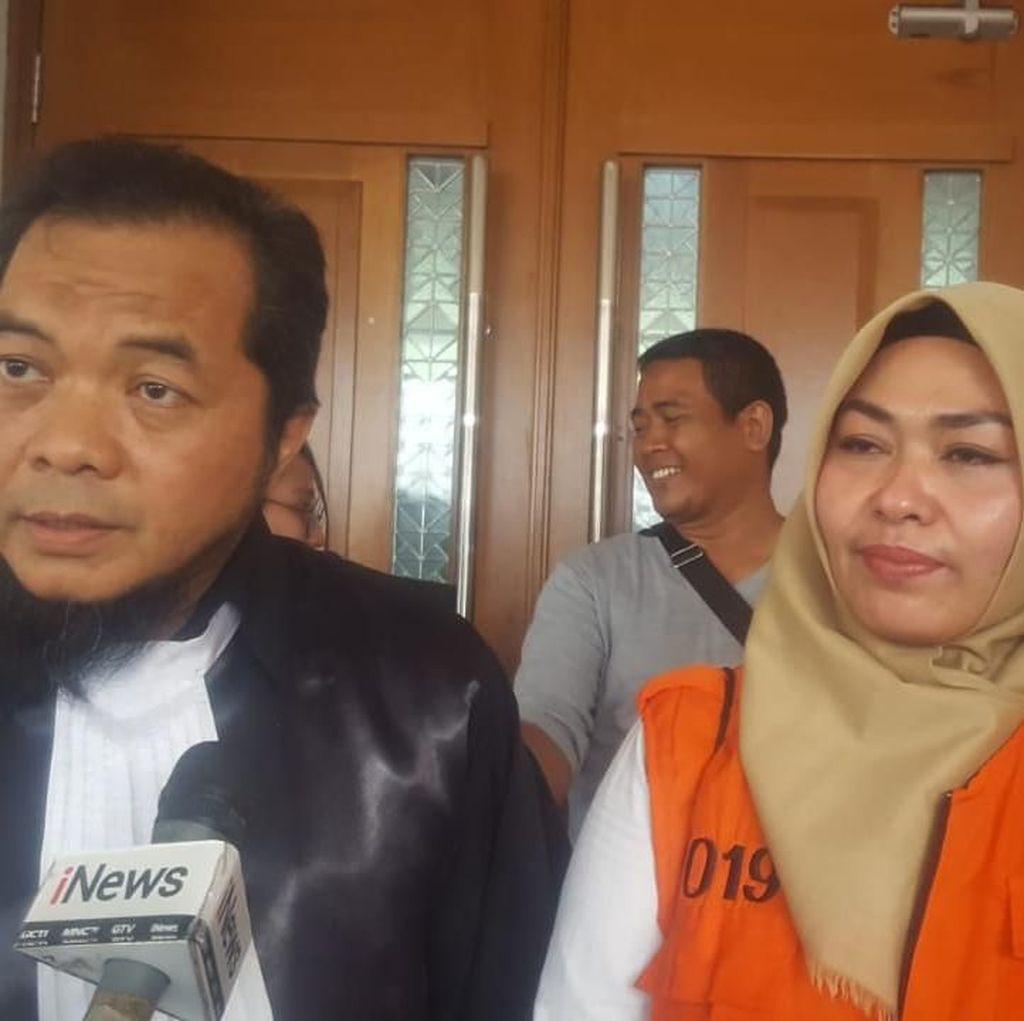 PN Jakpus Vonis Bebas Wanita Pemviral Penggal Jokowi