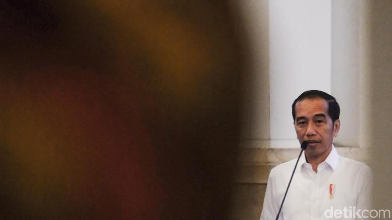 Teka-teki Kasus yang Diadukan Jokowi ke KPK