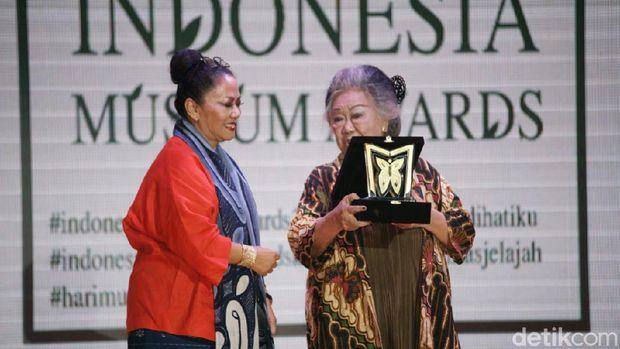 Dan Penghargaan Museum Terbaik di Indonesia Jatuh kepada...