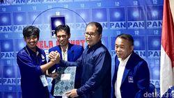 Danny Pomanto Daftar Pilwalkot Makassar ke PAN