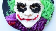 Wajah Seram Joker Menginspirasi Pembuatan Makanan dan Minuman Ini