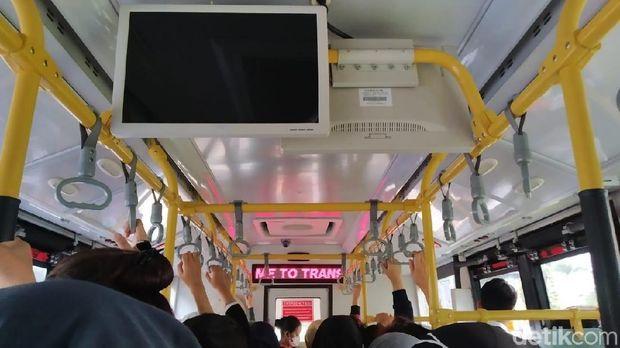 Pernah Bikin Ahok Kapok, Bus China Zhongtong Mengaspal Lagi di Jakarta
