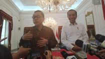 Ngaku Tak Bahas Kabinet dengan Jokowi, Ketum PAN: Saya Dukung Presiden Sukses
