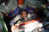 Astronaut Arab dan Malaysia Kompak Membantah Bumi Datar