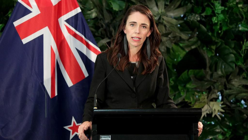 Selandia Baru Bentuk Tim Khusus Tangkal Ekstremisme Online