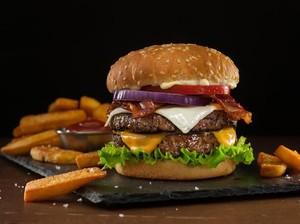 Sering Makan Burger Bikin Sperma Turun Kualitasnya, Ini Alasannya