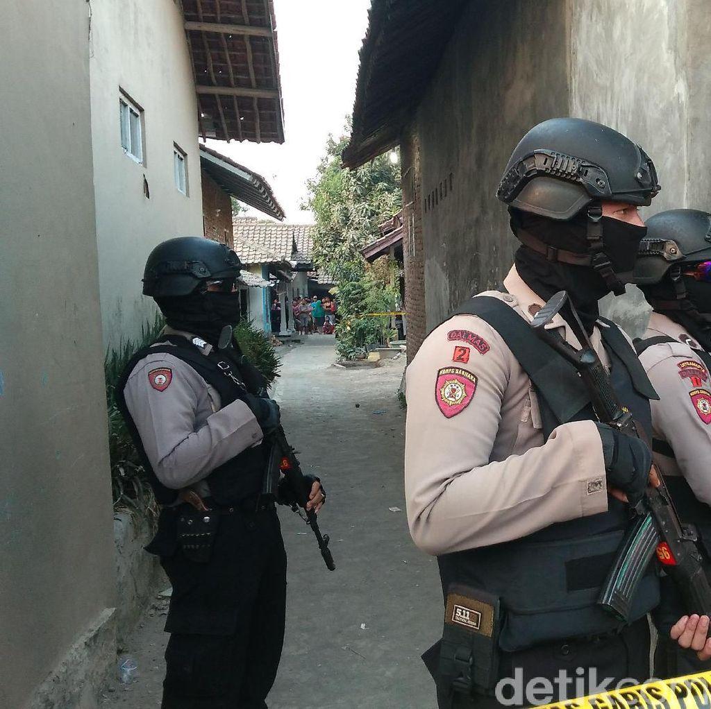 Bahaya Maut Abrin yang Hendak Dipakai Teroris Bom Rumah Ibadah