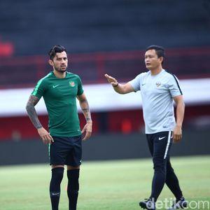 Stefano Lilipaly: Waktunya Bangkit Timnas Indonesia!