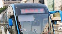 Bus China Zhongtong Mengaspal Lagi di Jakarta, Ini Penjelasan TransJ