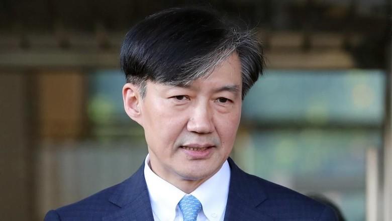 Skandal Korupsi Selimuti Keluarganya, Menteri Kehakiman Korsel Mundur