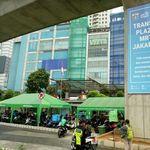Akhirnya Gojek Punya Tempat Ngetem di Stasiun MRT