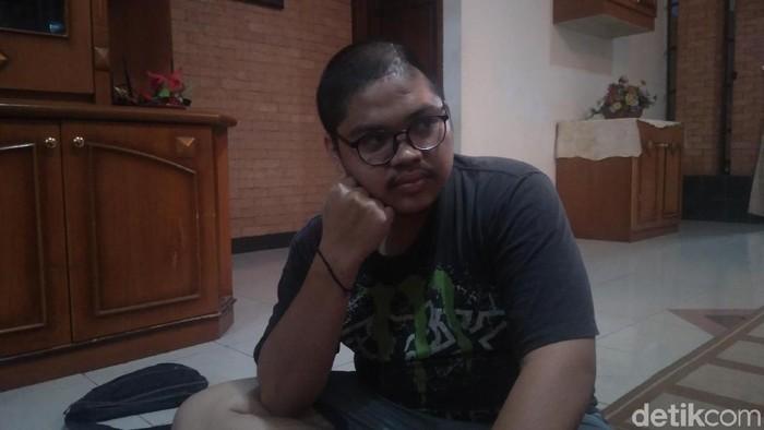 Faisal Amir (Ahmad Bil Wahid/detikcom)