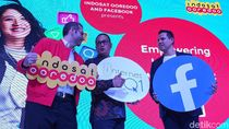 Gaet Facebook, Indosat Edukasi Pengguna Internet Pemula