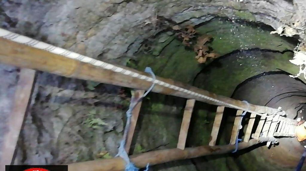 Seorang Pria Tewas Terjatuh ke Dasar Sumur dari Ketinggian 13 Meter