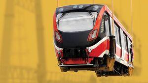 LRT Jabodebek Siap Operasi