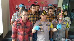Komplotan Begal Sadis Bersenpi Ditangkap di Bogor, Sehari Gasak 5 Motor