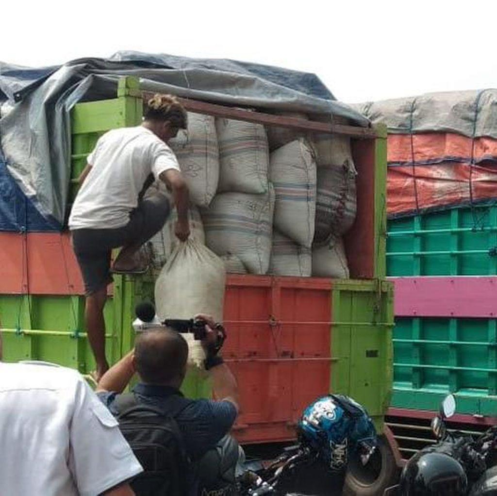 Polisi Sita 12 Ton Daun Kratom yang akan Diekspor ke Luar Negeri