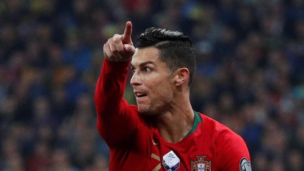 Top! Ronaldo Sudah 700 Gol